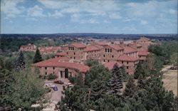 Sewall Hall, University of Colorado Postcard