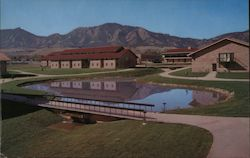Kittredge Residence Hall Complex, University of Colorado Postcard