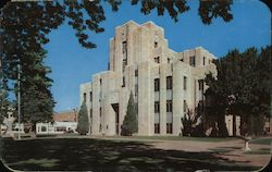 Boulder County Court House Postcard
