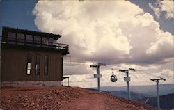 Gondola Ride to the Top, Monarch Pass Postcard