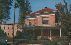 The Salida Hospital Postcard