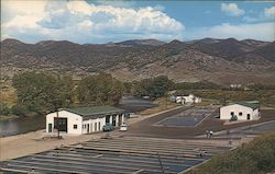 Colorado State Fish Hatchery Postcard