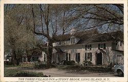 Three Village Inn, Long Island Postcard