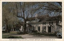 The Three VIllage Inn Postcard