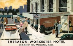 Sheraton Worcester Hotel and Motor Inn