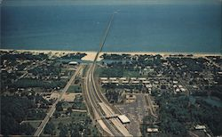 Chesapeake Bay Bridge-Tunnel Postcard