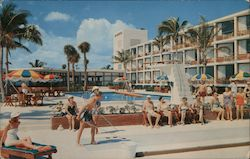 The Pan American Motel Postcard