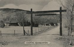Camping Headquarters, Philmont's Scout Ranch