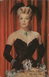 "Lana Turner in ""The Merry Widow"""