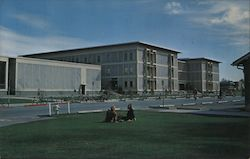 Chemistry Building, University of California Postcard