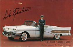 "The Buick ""Wells Fargo"" Build Especially for Dale Robertson"