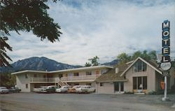 Columbine Motel Postcard