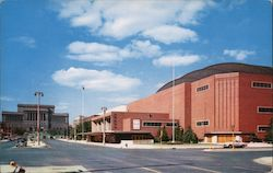 Milwaukee Arena-Auditorium Postcard