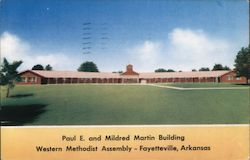 Paul E. and Mildred Martin Building, Western Methodist Assembly