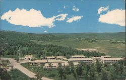 U.S. Forest Service Training Center Postcard