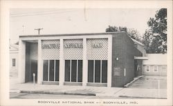 Boonville National Bank Postcard