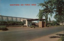Officers' Open Mess, Sheppard Air Force Base