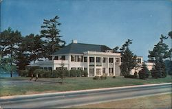 Towne Lyne House On Route U.S. 1 or Leave Route 128 at Exit 19 Postcard