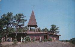 Chapel of St. James the Fisherman, Cape Cod Postcard