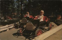 Antique Car Ride - The Enchanted Forest