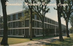 Rensselaer Materials Research Center Postcard
