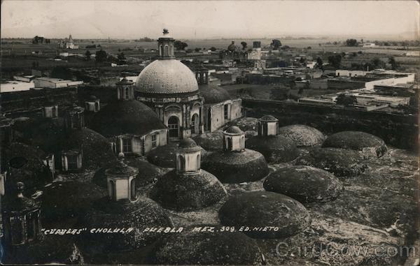 Cuanlas Cholula Puebla Mexico