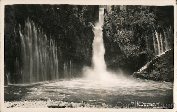 Cascada de la Tzaráracua Uruapan Michigan Mexico