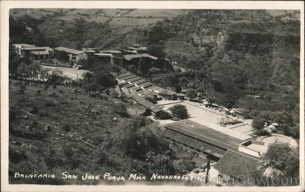San José Purúa Spa, Michoacán Morelia Mexico