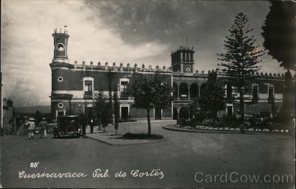 Pal. de Cortez Cuernavuaca Mexico