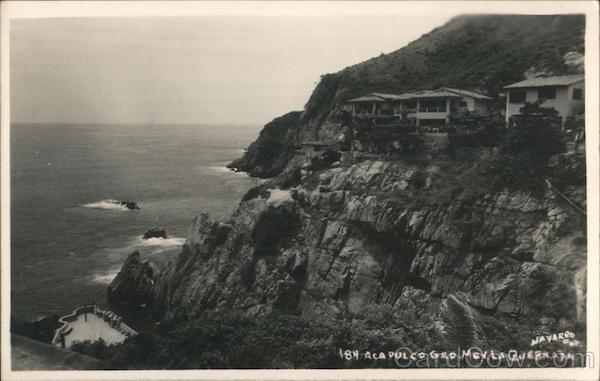 La Quebraja Acapulco Mexico