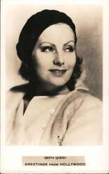 Greta Garbo, Greetings from Hollywood