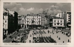 Constitution Square Postcard
