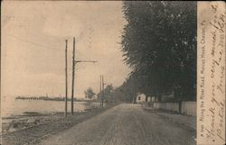 Along the River Road, Marcus Hook