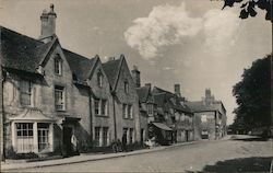 Chipping Campden's High Street Postcard