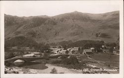 Grange-in-Borrowdale, Cumbria Postcard