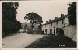 Caldbeck Village, Allerdale, Cumbria Postcard