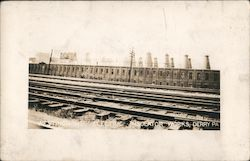 Westinghouse Electric Insulator Works Postcard