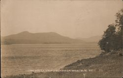 Indian Lake, Adirondack Mts., NY 80 Postcard