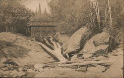 Squaw Brook Postcard