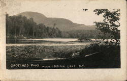 Crotched Pond Postcard