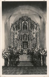 Gold Altar, St. Francis Chapel, Mission Inn