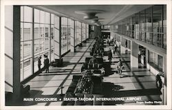 Main Concourse, Seattle-Tacoma International Airport