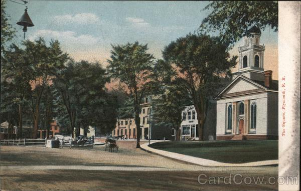 The Square Plymouth New Hampshire