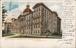 The Provincial Seminary of St. Francis of Sales Postcard