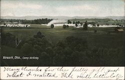 Camp McKinley Postcard