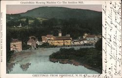 Granite State Mowing Machine Co.- The Amidon Mill