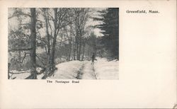 The Montague Road Postcard