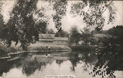 Newell Pond Postcard