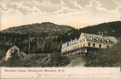 Mountain House, Mount Monadnock