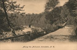 Along the Ashuelot